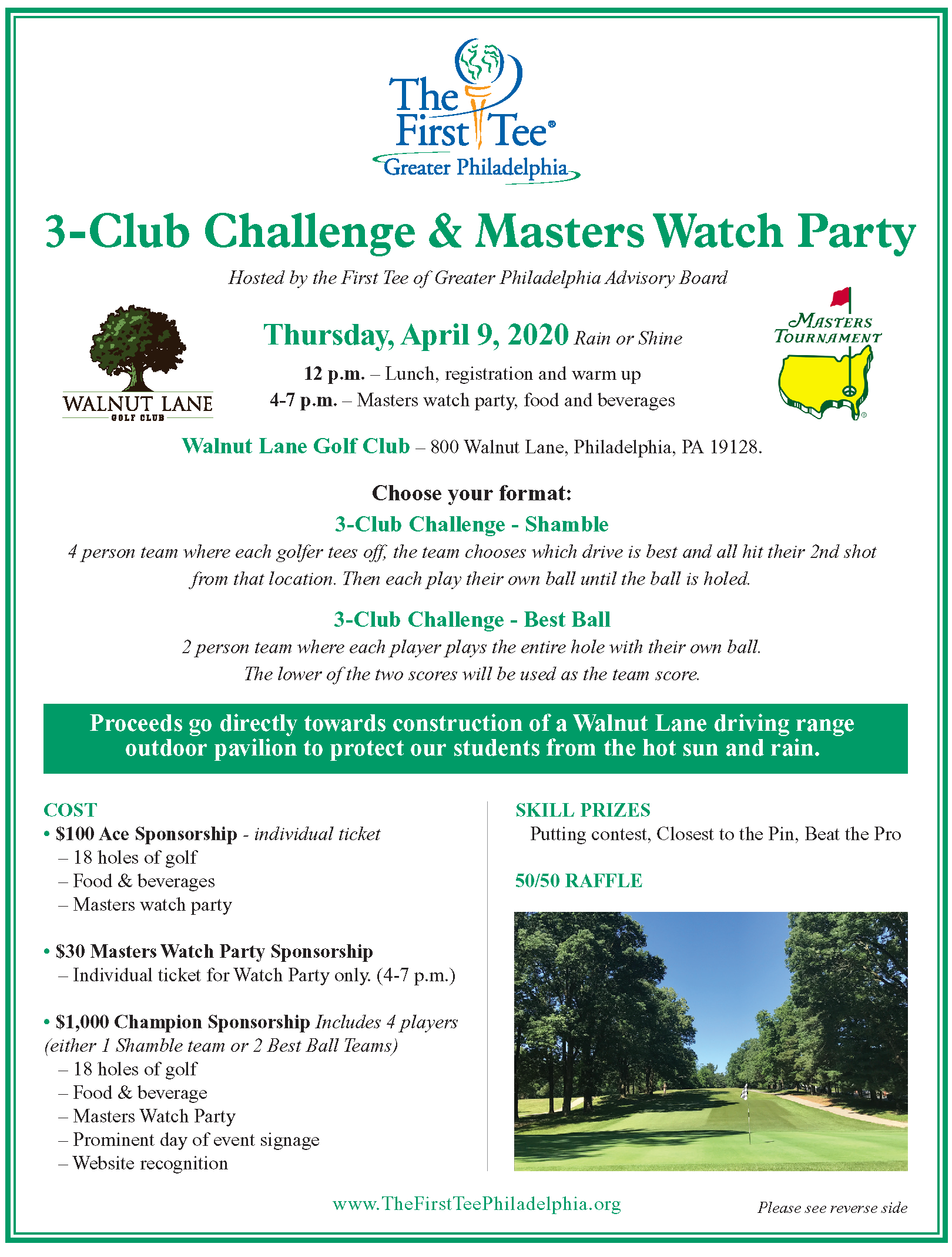 3 Club Challenge and Masters Watch Party PROOF3 Page 2
